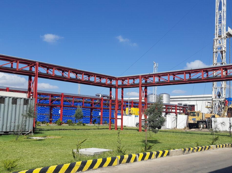 Pipe bridges - Remco International